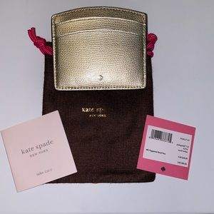 NWT ♠️ KATE Spade ♠️ Silvia Card Holder